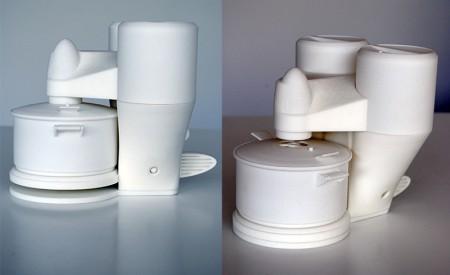 Pap cooker 3D print 1