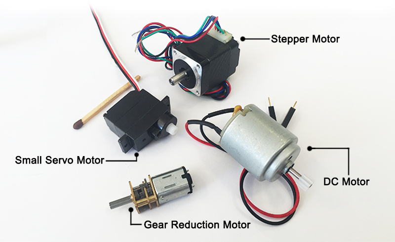 Electronic components - Idea Prototype
